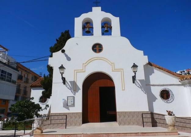 Parroquia de Nuestra Señora del Carmen, en Caleta de Vélez, Málaga