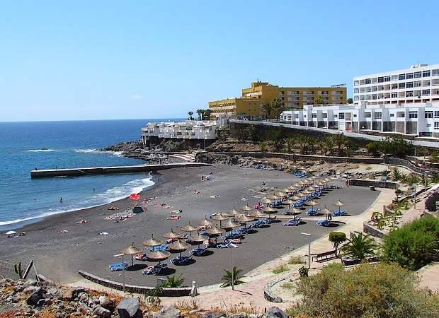 Callao Salvaje, en Costa Adeje, Tenerife