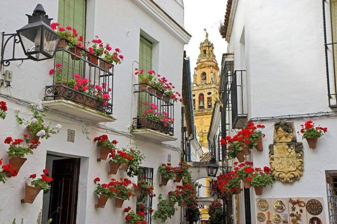 Las calles más bonitas de Andalucía