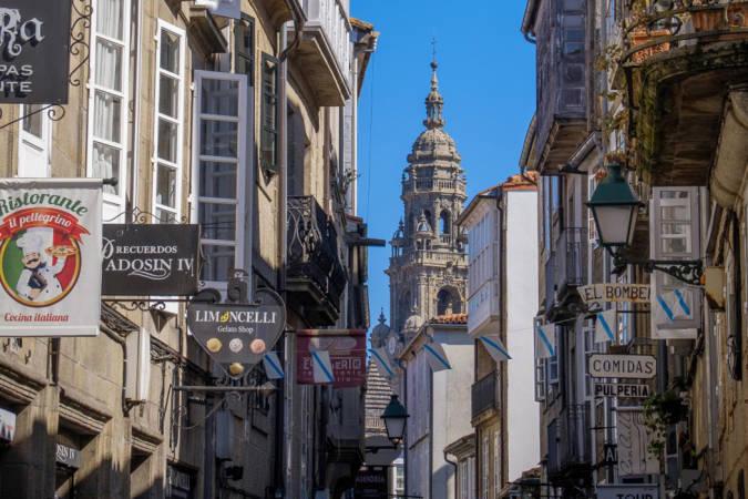 Las calles más bonitas del norte de España