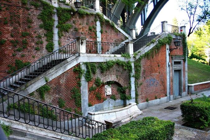 Las calles m s bonitas de madrid for Hoteles en la calle prado de madrid