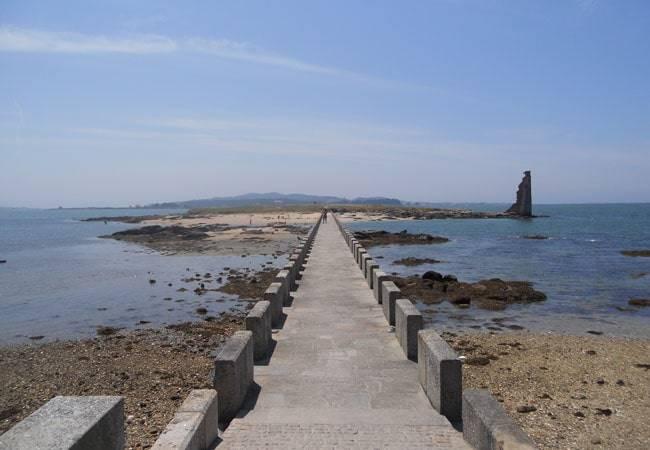 Cambados, la capital del Albariño en Pontevedra