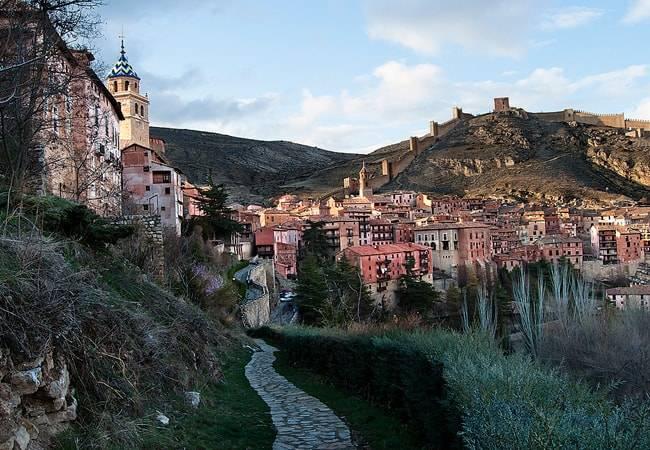 Descubre Albarracín en Teruel