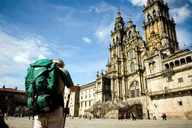 El Camino de Santiago por el Camino Olvidado