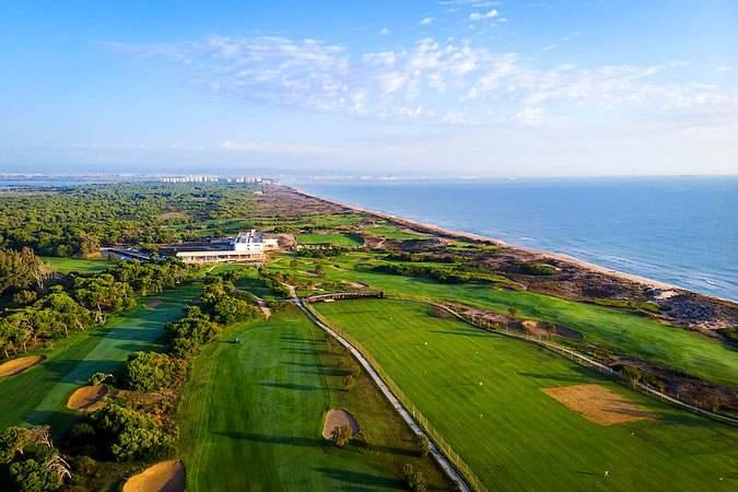 El Campo de Golf El Saler, en Valencia