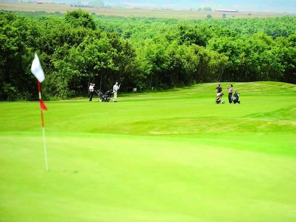 Cuatro campos para jugar al golf en León