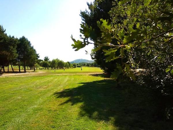 Club de Golf Bierzo, en Congosto, León