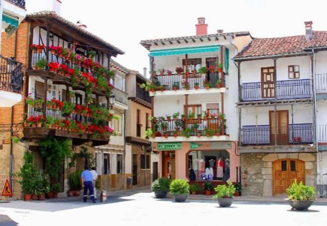 Candeleda, el pueblo de Ávila que triunfa en Instagram