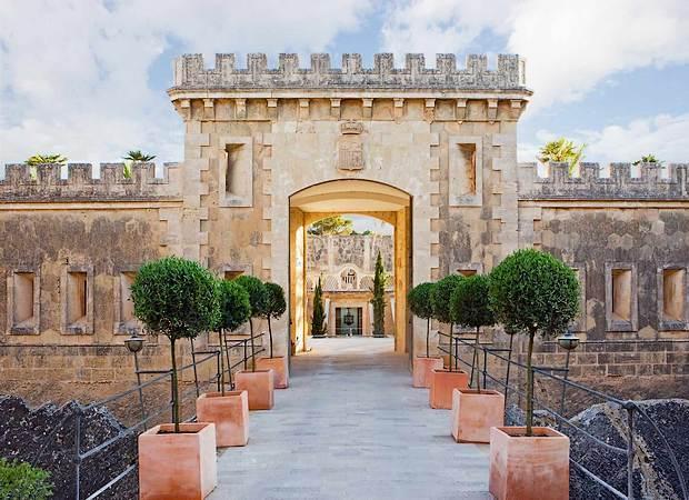 Cap Rocat, una fortaleza de Mallorca reconvertida en hotel de lujo