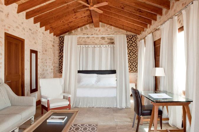 Hotel Cap Rocat, en Malorca