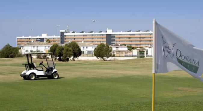 Carabela beach golf hotel en matalasca as huelva for Cajeros en matalascanas