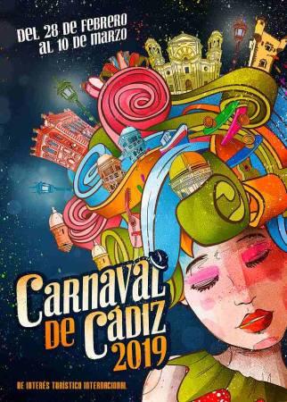 La alegría del Carnaval vuelve a las calles de Cádiz