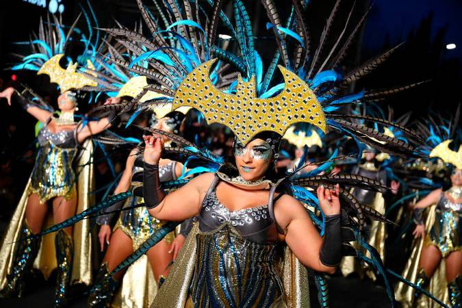 El Carnaval de Tarragona, en Catalunya