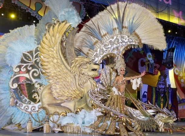 Celebra el Carnaval de Tenerife en el Hotel Príncipe Paz