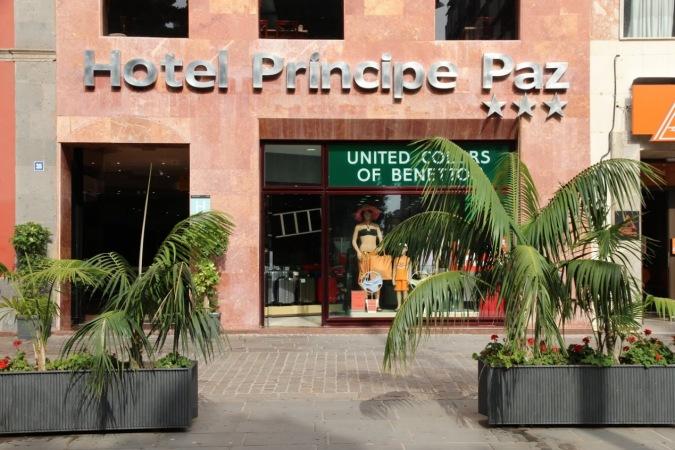 Celebra el carnaval de tenerife en el hotel pr ncipe paz for Habitaciones en santa cruz de tenerife