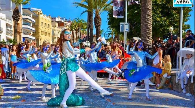 El Carnaval de Sitges, un evento por todo lo alto