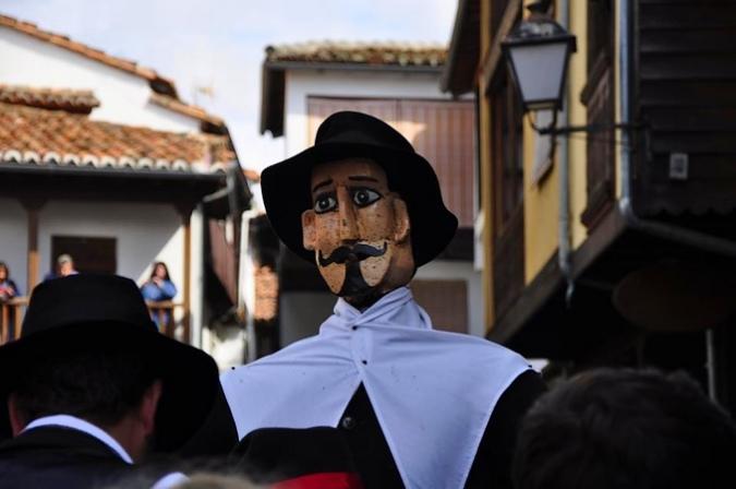 Carnaval de Villanueva de la Vera, en Cáceres