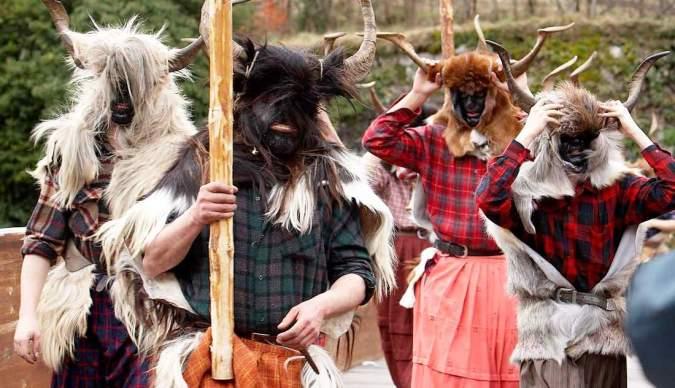 Carnaval de Bielsa, en Huesca