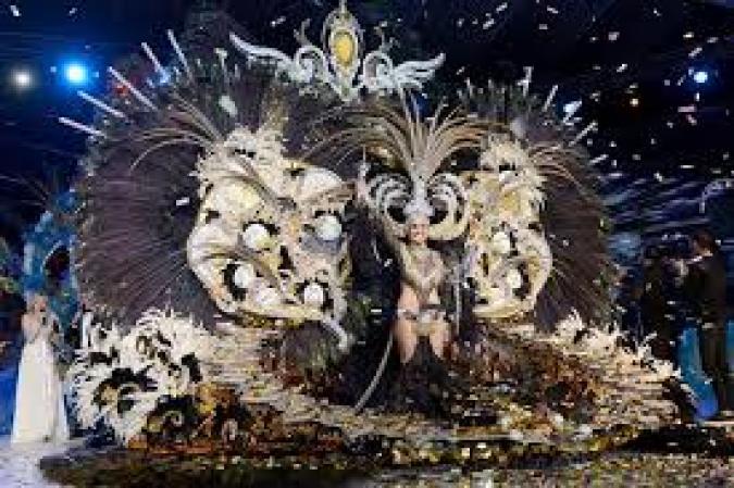 Carnavales de Santa Cruz de Tenerife 2012: vuelos y hoteles