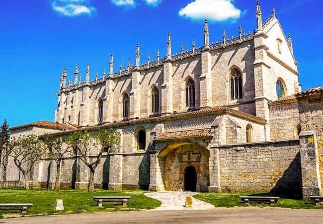 Resultado de imagen de cartuja de Miraflores.