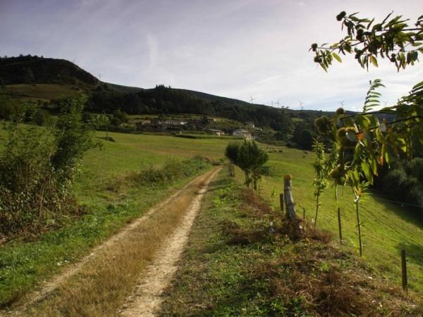 Ruta del Agua, en Mondoñedo, Lugo
