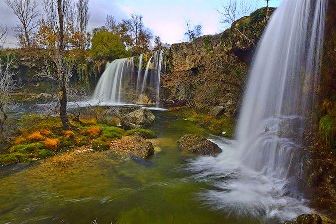 La Cascada de Tobalina, en Burgos