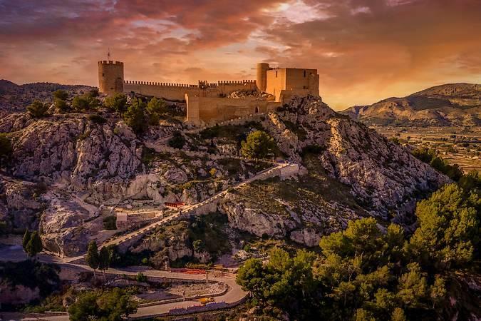 Escapada a Castalla, en Alicante