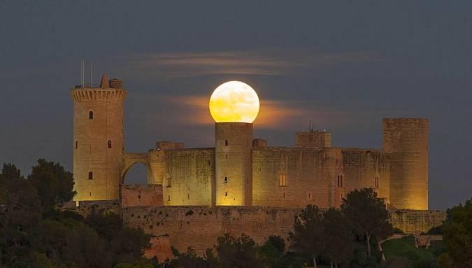 Visitamos el Castillo de Bellver, en Mallorca