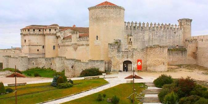 Castillo de Cuéllar, en Segovia