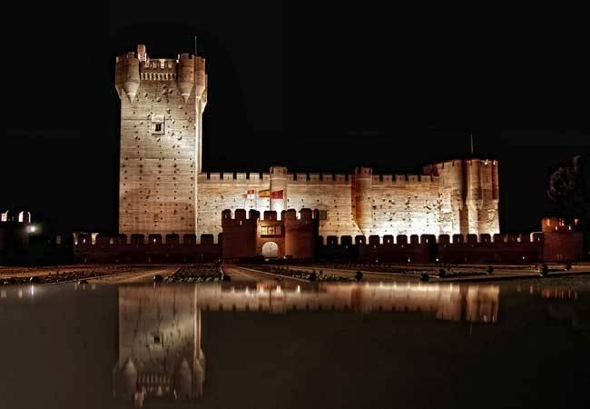 Horario y precio del Castillo de la Mota