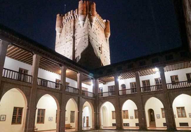 Historia del Castillo de la Mota