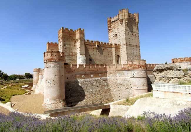 Qué ver en el Castillo de la Mota