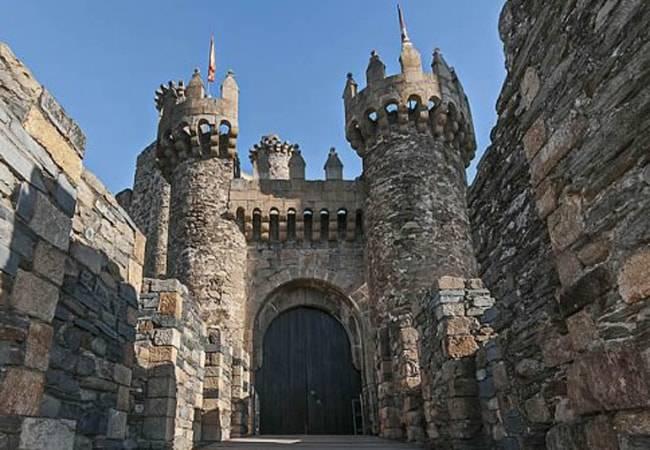 Historia del castillo de Ponferrada