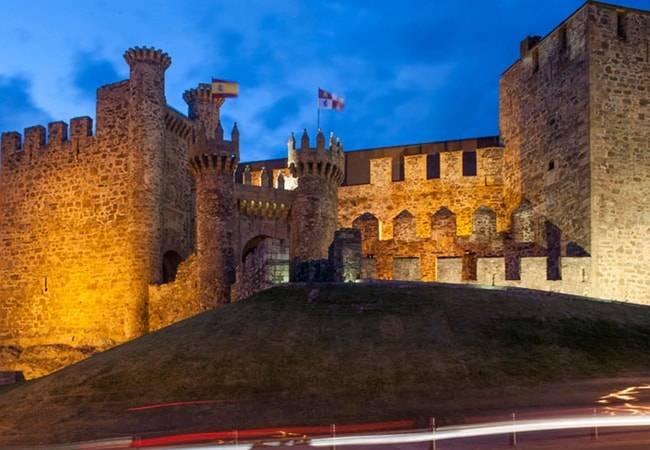 Descubre el Castillo templario en Ponferrada