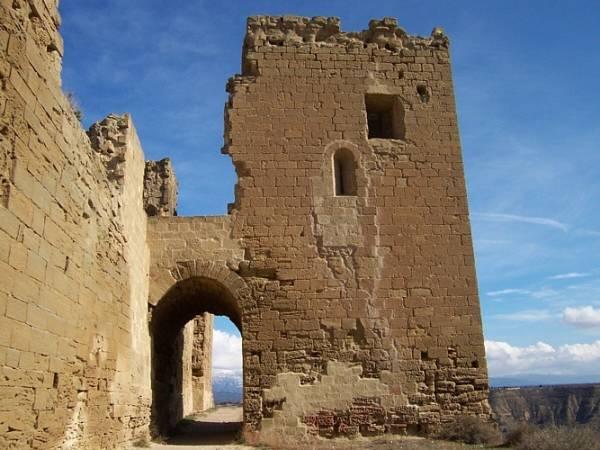Castillo de Montearagón, Huesca
