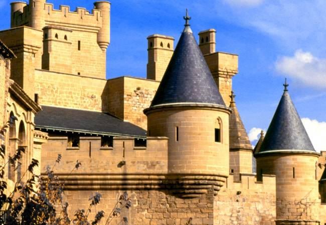 Descubre el castillo de Olite