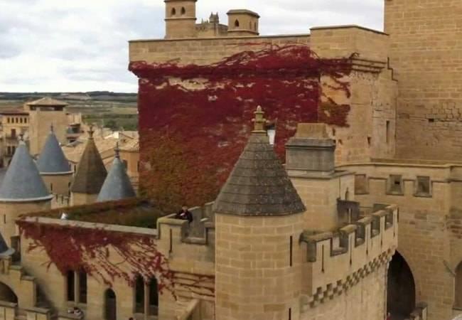 Datos prácticos del Castillo de Olite