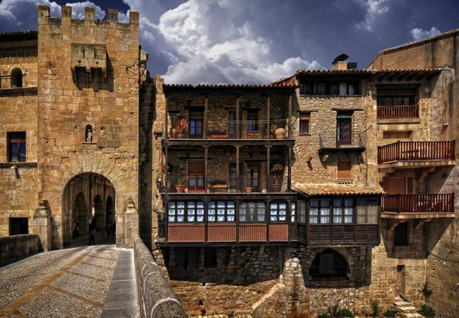 Descubre Valderrobres en Teruel