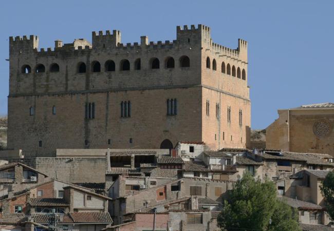 El castillo de Valderrobres
