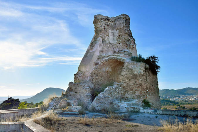 El castillo de Macastre, la última fortaleza musulmana en Valencia