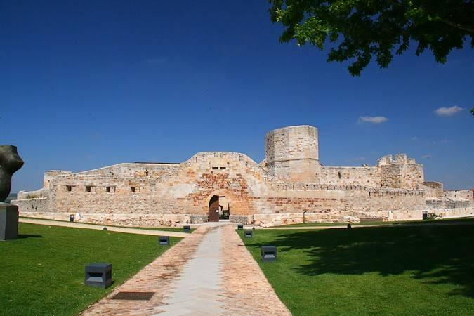 El Castillo de la ciudad de Zamora