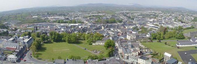 Castlebar, un encantador destino en la verde Irlanda