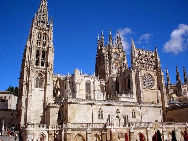 La Catedral de Burgos, Patrimonio de la Humanidad