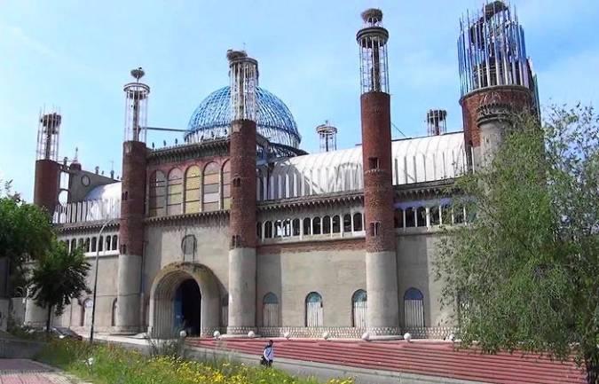 La Catedral de Justo Gallego, en Mejorada del Campo