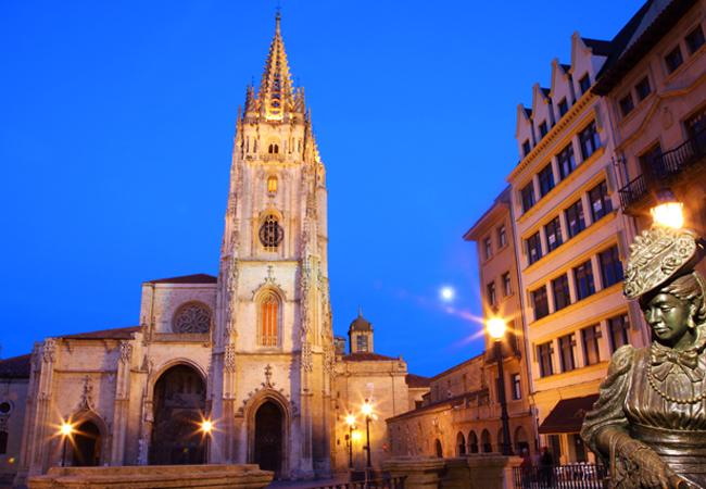 Descubre la Catedral de Oviedo