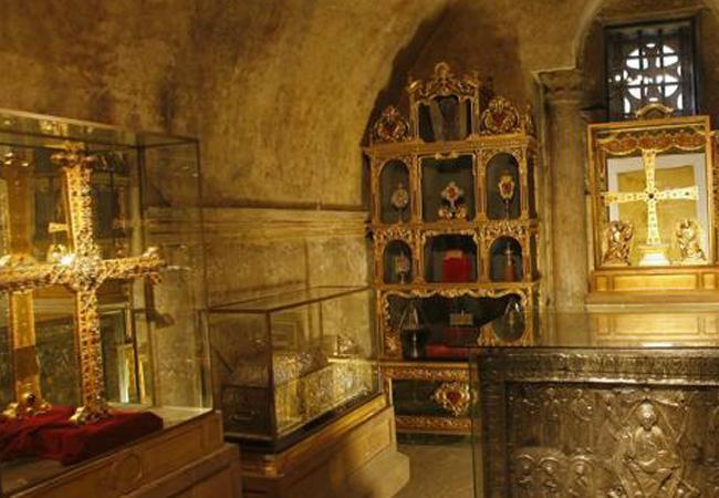La Cámara Santa en Oviedo