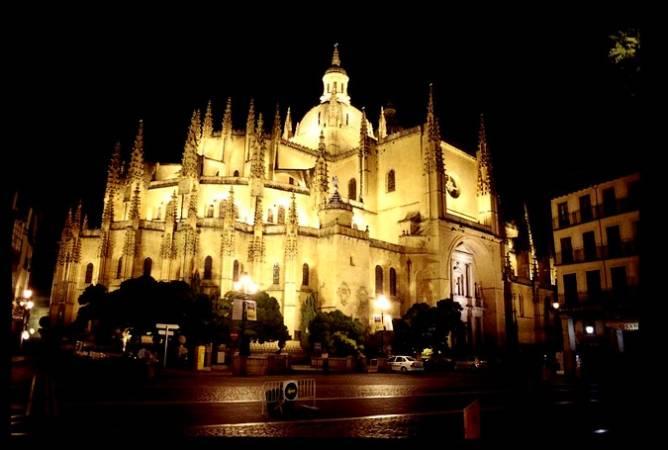 Visita a la Catedral de Segovia
