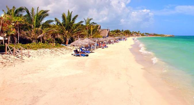 Cayo Coco, uno de los muchos paraísos de Cuba