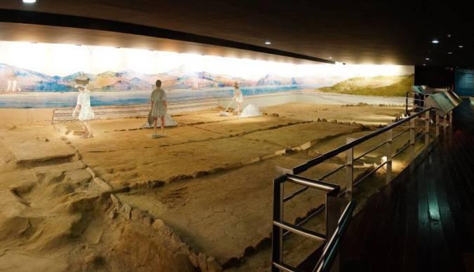 Centro arqueológico Salinae, en Vigo