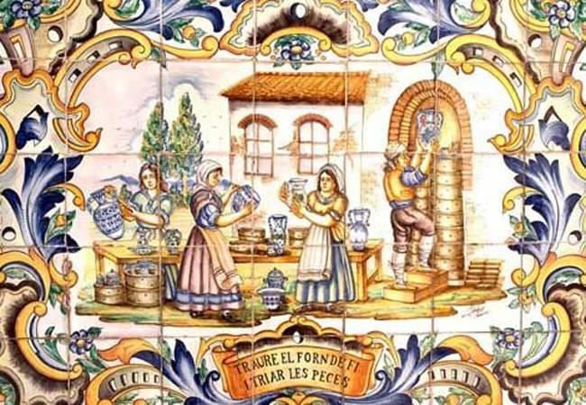 Descubre Valencia: la cerámica de Manises